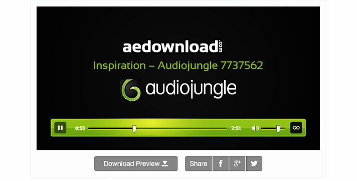 Inspiration – Audiojungle 7737562