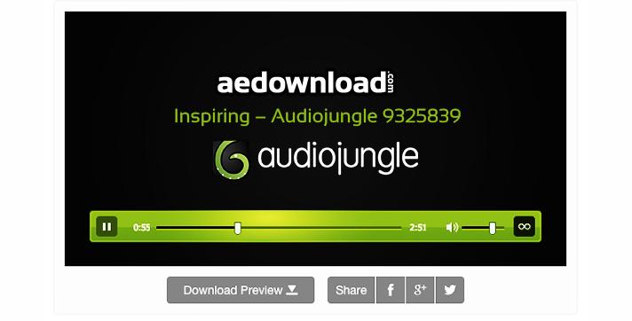 Inspiring – Audiojungle 9325839