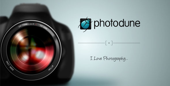 Photography-Enthusiast-after-effects-template