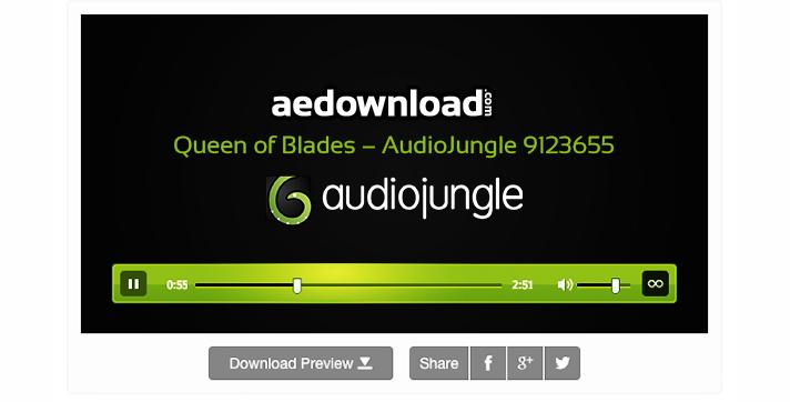 Queen of Blades – AudioJungle 9123655