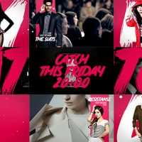 VIDEOHIVE PINK FASHION BROADCAST FREE DOWNLOAD TEMPLATE