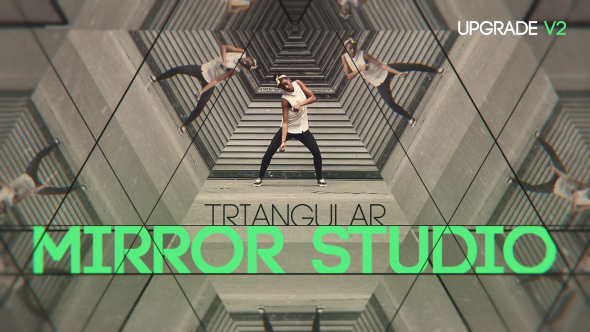 Triangular Mirror Studio