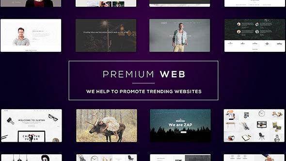 Premium Web l Website Presentation