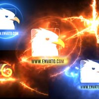 VIDEOHIVE ENERGETIC LOGOS PACK 2 FREE AFTER EFFECTS TEMPLATE