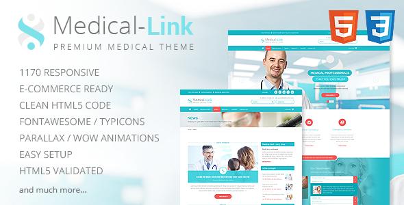 Medical-Link-Responsive-Medical-Template