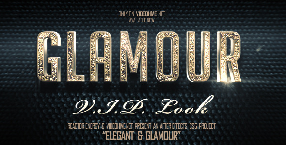 Elegant And Glamour Titles