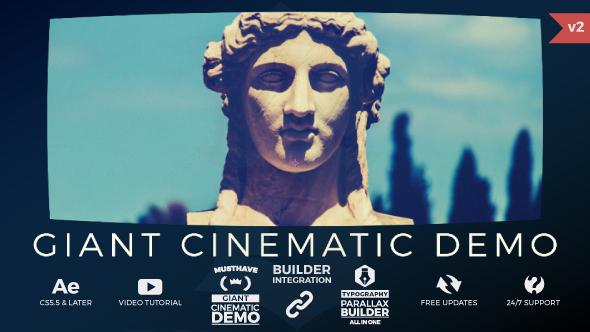 Giant Cinematic Demo
