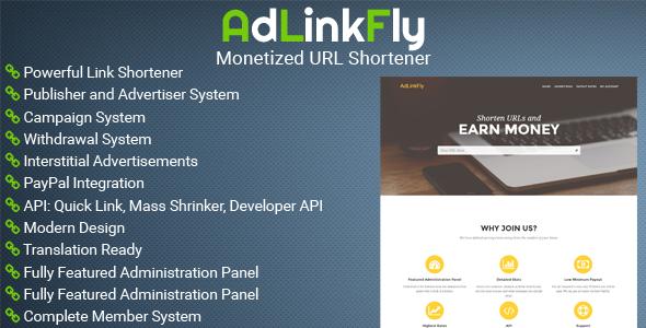 AdLinkFly-Monetized-URL-Shortener-