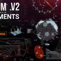 QUANTUM HUD INFOGRAPHIC – AFTER EFFECTS PROJECT (VIDEOHIVE)