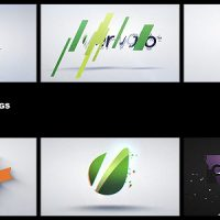 VIDEOHIVE PREMIUM LOGO PACK 6IN1 – AFTER EFFECTS TEMPLATES