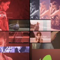 VIDEOHIVE SOFT SLIDE SHOW FREE AFTER EFFCETS TEMPLATE