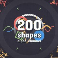 Videohive Shape Elements Pack 18599987 – Free Download