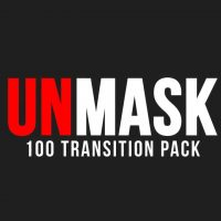 Motion Array – UNMASK – 100 Transition pack 22531 – Free Download