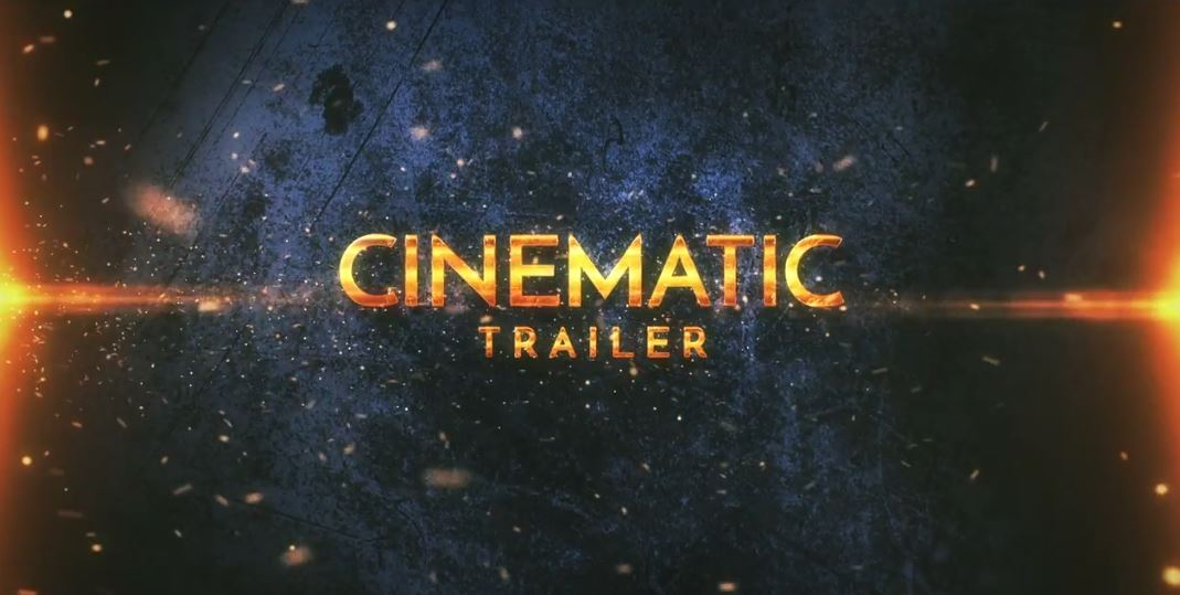after effects template epic trailer titles free download