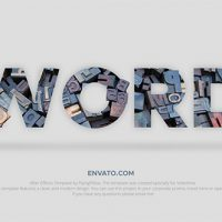 VIDEOHIVE WORD – PROFESSIONAL TYPOGRAPHY TOOLKIT