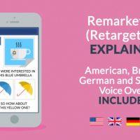 Remarketing / Retargeting Explainer – Free VIP Template