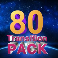 VIDEOHIVE TRANSITION PACK – MOTION GRAPHICS