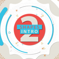 VIDEOHIVE SHAPES INTRO 2