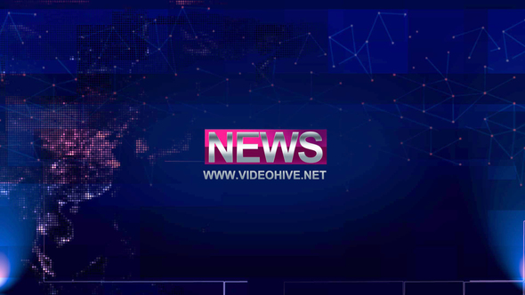 Videohive News Intro Free After Effects Template Free After