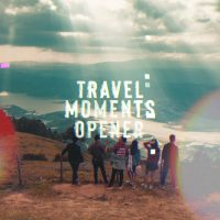 VIDEOHIVE TRAVEL MOMENTS OPENER