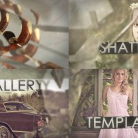 VIDEOHIVE RETRO SHATTER GALLERY