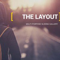 VIDEOHIVE THE LAYOUT – MULTI-PURPOSE SLIDING GALLERY | 2.5K