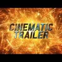 VIDEOHIVE CINEMATIC TRAILER 22968905