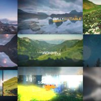 VIDEOHIVE GLITCH TITLE SEQUENCE