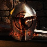 VIDEOHIVE KNIGHT TALE ANCIENT LOGO REVEAL