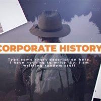 VIDEOHIVE CORPORATE HISTORY