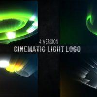 VIDEOHIVE CINEMATIC LIGHT LOGO 19268524