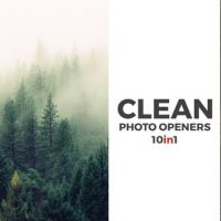 VIDEOHIVE CLEAN PHOTO OPENERS – LOGO REVEAL – PREMIERE PRO