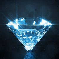 VIDEOHIVE LUXURY DIAMOND LOGO