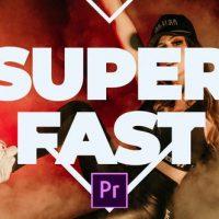 VIDEOHIVE SUPER FAST PROMO – PREMIERE PRO