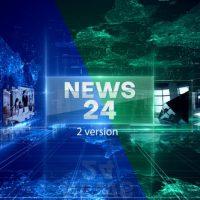 VIDEOHIVE NEWS 24 INTRO