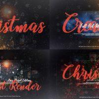VIDEOHIVE CHRISTMAS SLIDESHOW 22884118