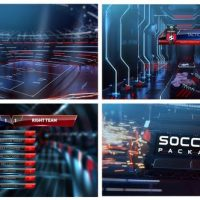 VIDEOHIVE SOCCER PACK