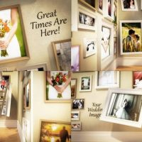 VIDEOHIVE WEDDING FAMILY WALL GALLERY
